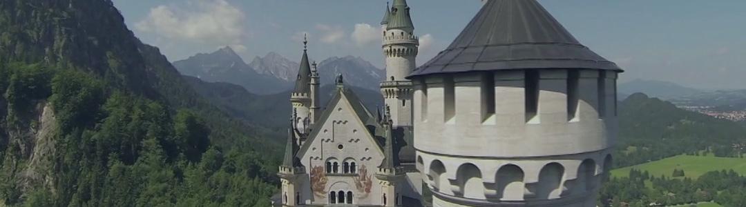 Sehen Sie das Video von Bayern. Schloss Neuschwanstein Tours aus München