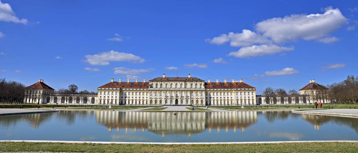 Резиденция Schleissheim