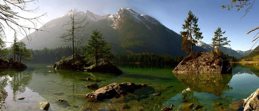 Альпийские маршруты
