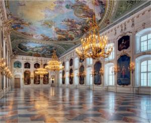 Величественный Дворец Хофбург