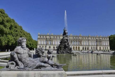 Королевский дворец  Herrenchiemsee экскурсия — ЗАКАЗАТЬ