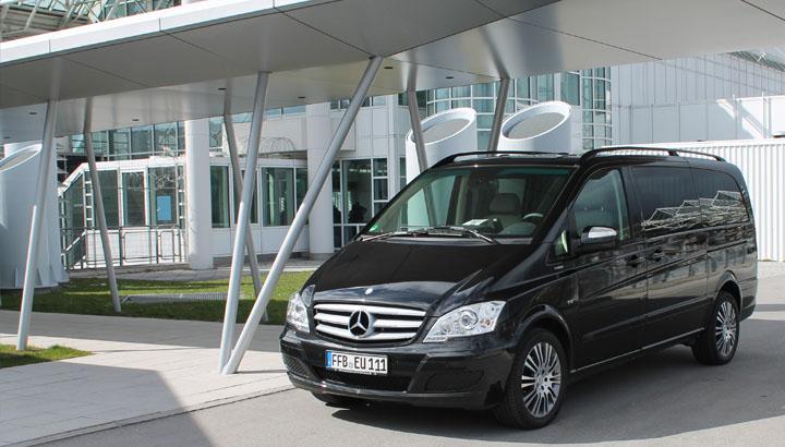 Mercedes-Benz Viano Ambiente