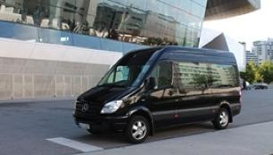 Бизнес Mercedes Benz Sprinter