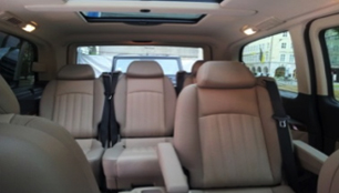 Бизнес Mercedes Benz Viano AMBIENTE