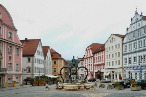 Поездка в городки Нойбург и Айхштэт с русским гидом