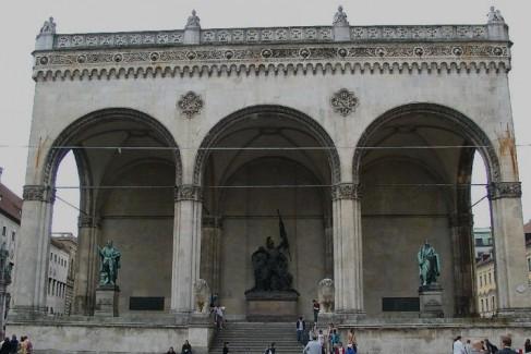 Памятные сооружения короля Ludwig I экскурсия на русском