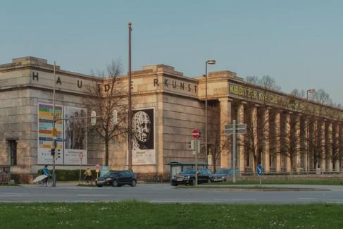 Сохранившиеся сооружения Третьего Рейха в Мюнхене