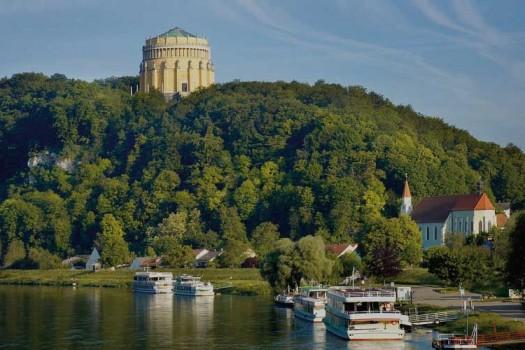 Befreiungshalle и монастырь Weltenburg экскурсия с русским гидом