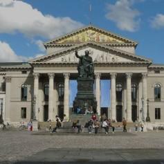 Знакомство с Мюнхеном