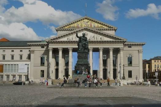Экскурсия по Мюнхену автомобильно-пешеходная прогулка заказать
