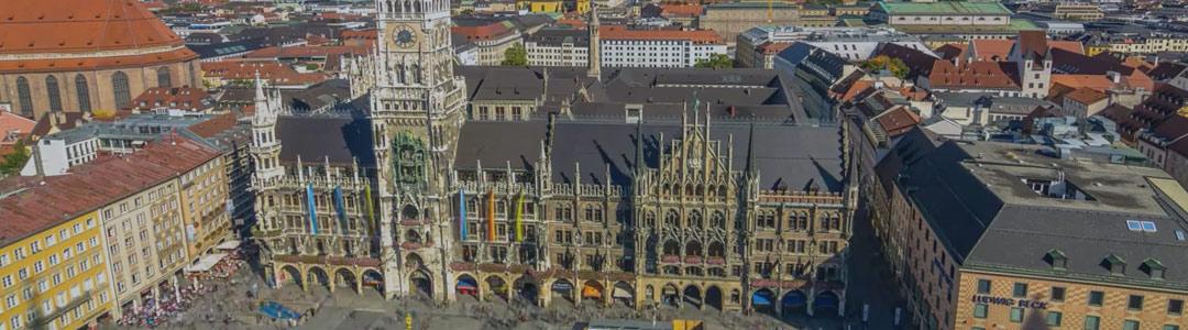 Видео про Германию: Кельн, Гамбург, Любек, Берлин, Дрезден, Франкфурт, Мюнхен, Нойшванштайн