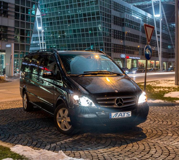 Mercedes-Viano AMBIENTE