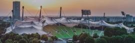 Летний фестиваль в Олимпийском парке в Мюнхене с 31 июля по 24 августа 2014 года