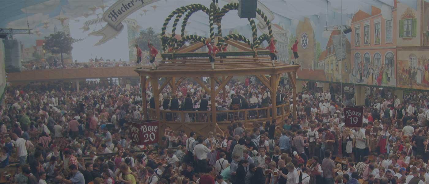 Туры на Октоберфест (Oktoberfest)<br>С 16.09.2017 по 03.10.2017