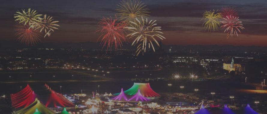 Зимний фестиваль Tollwood  (Толвуд) в Мюнхене<br>с 25 ноября по 31 декабря 2014 года